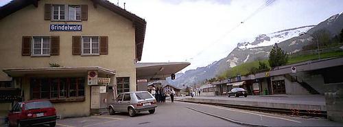 グリンデルワルト駅