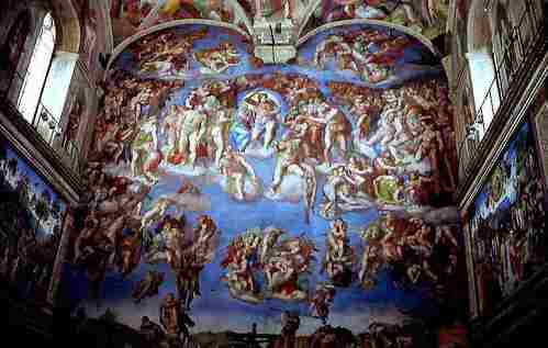 システィーナ礼拝堂の画像 p1_4