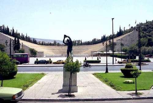 第一回近代オリンピック競技場
